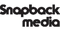 Snapback Media Logo Text